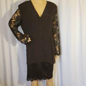 Moda International 2 piece skirt set